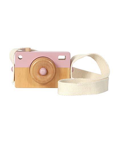 Little Dutch 4435 Holz-Kamera, Mehrfarbig (Adventure Pink),  10 x 6,5 cm (LxBxH) - 3