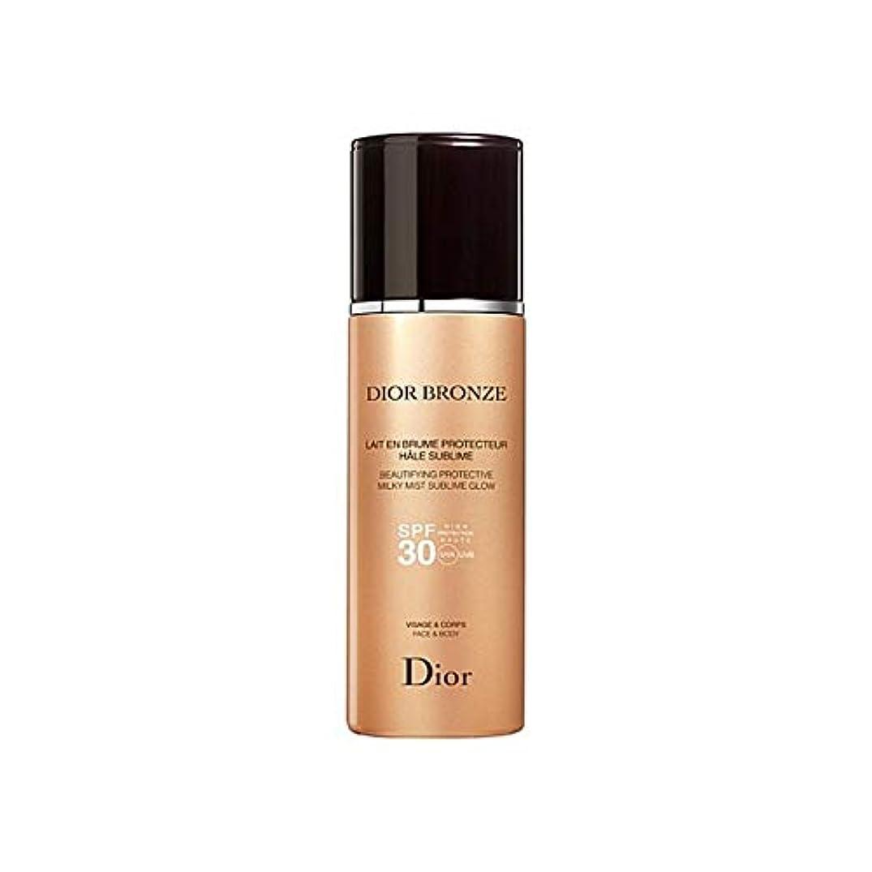 政令センブランス私達[Dior ] 保護ミルキーミスト昇華グローSpf 30を美化ディオール - Dior Beautifying Protective Milky Mist Sublime Glow Spf 30 [並行輸入品]
