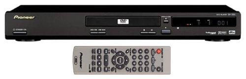 Pioneer DV-350-K DVD-Player schwarz