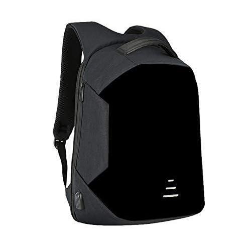a3e13a6fab87 Kossh KI- Bag 2018 30-Litre Anti-Theft Waterproof Casual Backpack with USB
