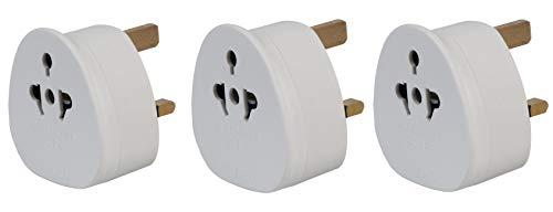 3Pin Universal Plug Adaptateur Voyage Pour UK-USA Aus au US à Royaume-Uni nouveau Visiteur Adaptateur