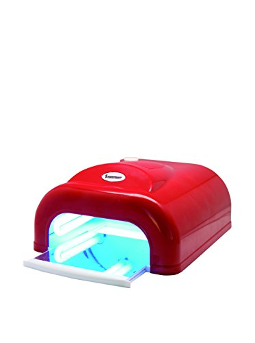 Perfect Beauty - Lampe Uv Bl/rouge