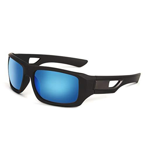 iCerber Polarisierte Sportbrille Sonnenbrille, Sport-Sonnenbrille Fahrradbrille Männer Frauen mit UV400 Schutz & Robust und langlebig, für Angeln, Skifahren, Golf, Laufen, Radfahren