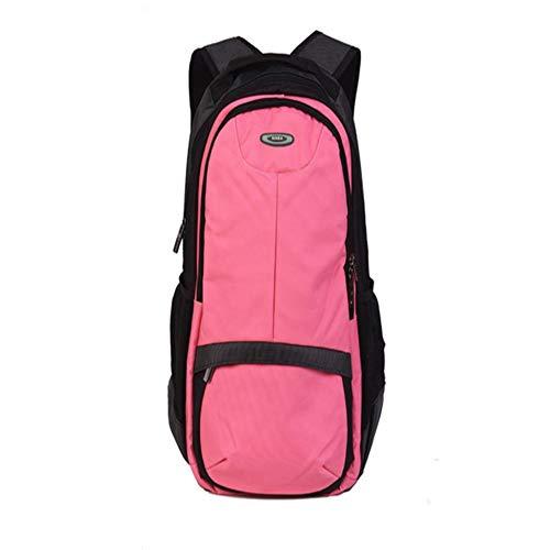 beibao shop Backpack Hommes et Femmes Type Sac à Dos Grande capacité Plus Compartiment Plus Fonction Épaules Sac à Dos, Purple