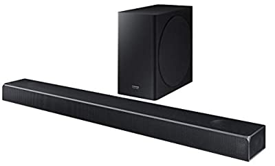 Samsung Harman Kardon HW-Q80R Cinematic Soundbar (Black) by Samsung