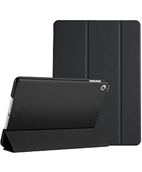 ProCase iPad Mini 5 Case 2019 5th Generation iPad Mini Slim Stand Protective Case Smart Cover for 2019 Apple iPad Mini 5 7.9 Inch –Black
