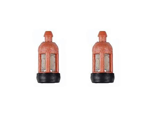 C·T·S Brandstoffilter voor STIHL kleine motoren Trimmers kettingzagen (Pack van 2)