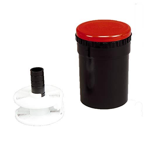 Kaiser Fototechnik 4297 - Kameraausrüstung (Rot, Kunststoff)