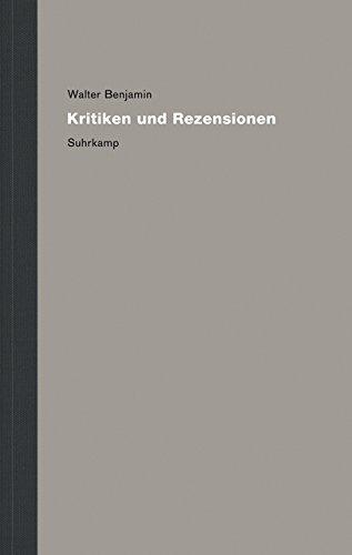Werke und Nachlaß. Kritische Gesamtausgabe: Band 13: Kritiken und Rezensionen