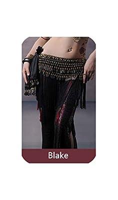 Hot Selling Women Tribal Belly Dance Hip Scarves Belly Dancing Waist Belts On Sale Nmmhs001