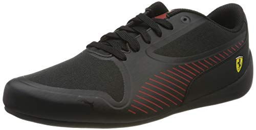 Puma Unisex-Erwachsene SF Drift Cat 7 Ultra Sneaker , Schwarz(Puma Black-Rosso Corsa) - 38 EU