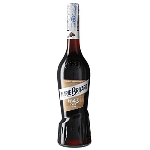 Licor de Cafe Excellence Marie Brizard de 70 cl - Elaborado en Francia - Bardinet (Pack de 1 botella)