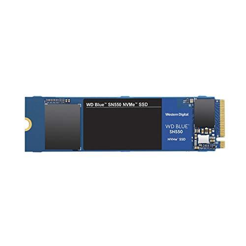 Western Digital SSD 1TB WD Blue SN550 PC M.2-2280 NVMe WDS100T2B0C-EC