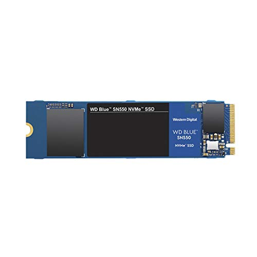 Western Digital SSD 500GB WD Blue SN550 PC M.2-2280 NVMe WDS500G2B0C-EC 【国内正規代理店品】