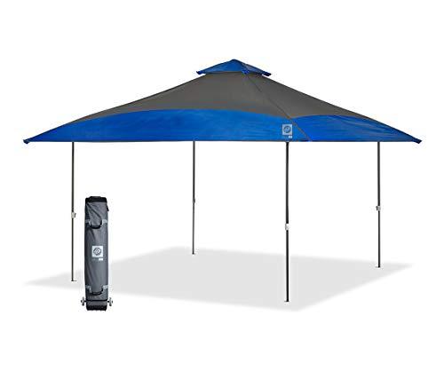 E-Z UP SCSG13RB 13' Spectator Instant Shelter, Royal Blue Dual Tone