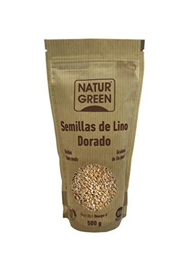 Natur Green Lino Dorado Bio 500g