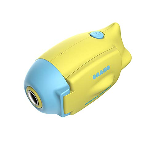 WYYHAA Creative Kids Kameras Digital / 12MP Kinder Videorekorder HD-DV Kamera-720P Mit 2-Zoll-Bildschirm Lernspiele Für Jungen-Mädchen-Geschenke,A