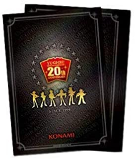 yu-gi-oh Card 20th Anniversary Duelist Box Special Card Protector 100 Sheets (Special Sleeve) 20th Anniversary Duelist Box...