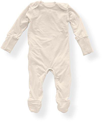 Wellvitex Zink+ Baby Funktionsunterwäsche Basel Unterhose und Leggings, Natur, 62/68, 8000, 515