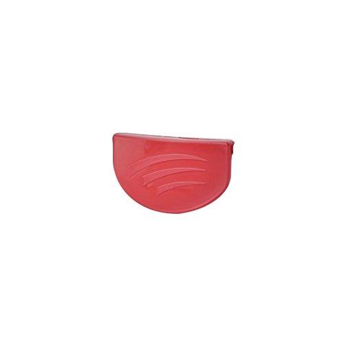 EBI 448-131794 Clips für Katzentoiletten Medio und Jumbo, rot