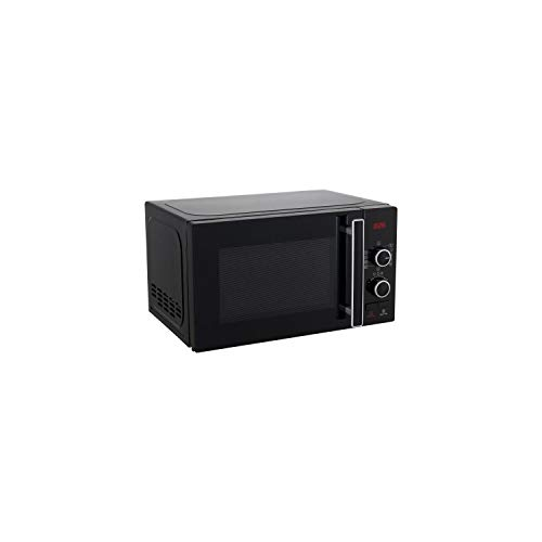 Continental edison cemo20eb - micro ondes monofonction noir - 20 l - 700w - pose libre