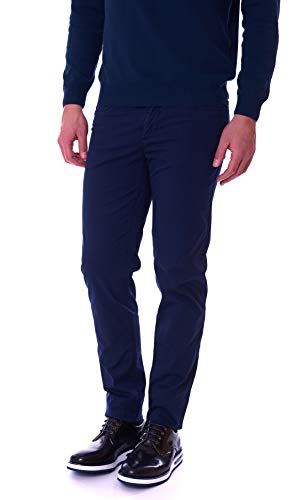 Trussardi Jeans Jeans uomo 370 close leggero blu 52J00000-1T00607-C001 - Blu,...