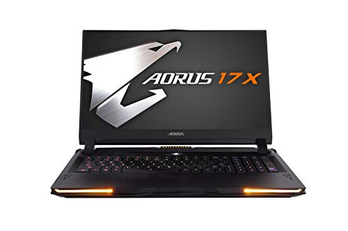 Comparison of Aorus 17X (AORUS 17X YB-9UK2452MP) vs Fujitsu LIFEBOOK U759 Black (VFY:U7590MP790DE)
