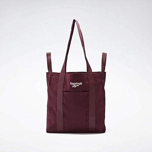 Reebok Unisex_Adult CL Fo Tote Gym Bag, Garnet, one siz
