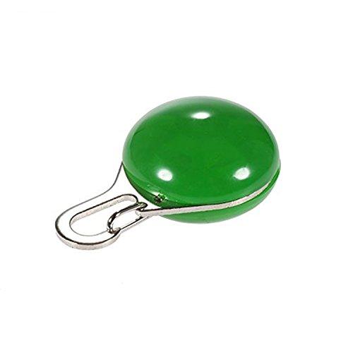 Xingyue Aile buitenverlichting & speelparaties 2W groene huisdierdecoraties lichtgevende hangende nachtwaarschuwing (1 stuks)