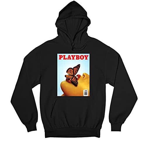 Playboy Vintage Cover Butterfly Unisex T-Shirt|Sweatshirt|Hoodie 1608