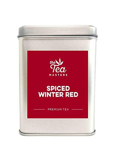 Het Thee Meesters BewaarBlik - Spiced Winter Red