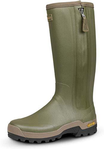 Harkila Herren Norton Zip Boot - Dunkle Olive