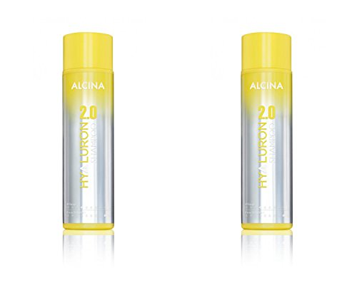 Alcina Hyaluron 2.0 Shampoo 2x250 ml - Die Oase für trockenes Haar!