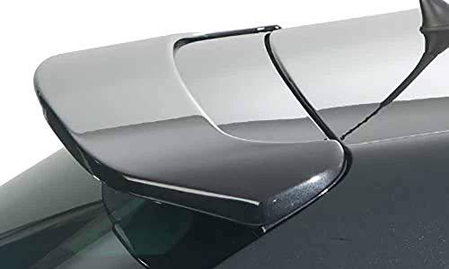 TDPQR Auto Heckspoiler Für Seat Ibiza 6J SC 3-Doors 2008, ABS Kunststoff Heckkofferraumdeckel-Lippenspoiler,HeckspoilerflüGel, Auto Heck Einstellbar Spoiler FlüGel Dekoration ZubehöR