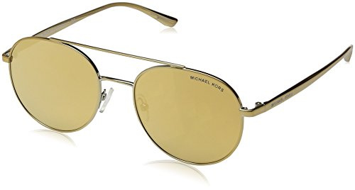 Michael Kors 0MK1021 Gafas, Gold/Tone 11687p, 53 Unisex-Adulto