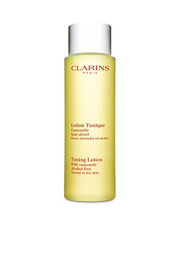 CLARINS Gesichtsreinigung Lotion Tonique sans Alcool Camomille Normal or dry skin 200 ml