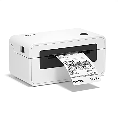 HPRT Shipping Label Printer,150mm/s High-Speed 4x6 Thermal Sticker Maker,1-Click Setup on Windows/Mac,Compatible with Amazon, Ebay, Shopify, FedEx,USPS,Etsy