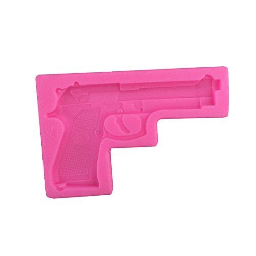 joyliveCY Pistole Silikon Frozen Kuchen kompatibel mitm