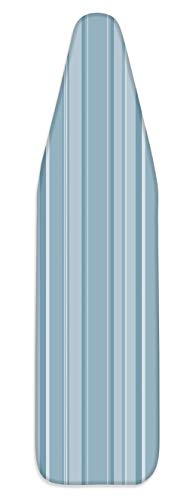 Whitmor DeluxeReplacement Ironing Board Cover and Pad  Berry Blue