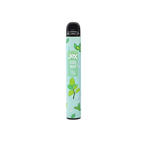 JEX inhalierbarer Aromatherapie-Diffusor-Stick Persönlicher tragbarer Diffusor für ätherische Öle Elektrischer Verdampfer Minze
