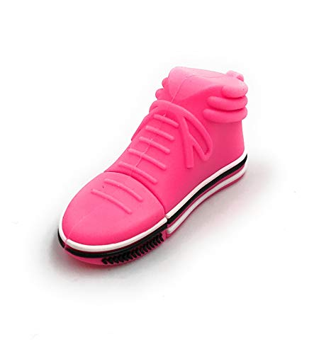 Onlineworld2013 Turnschuh Sneaker Schuhe Sportschuh pink Funny USB Stick 128 GB USB 3.0