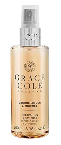 Grace ColeBody Mist Orchidée Parfum ambre et insert 100 ml