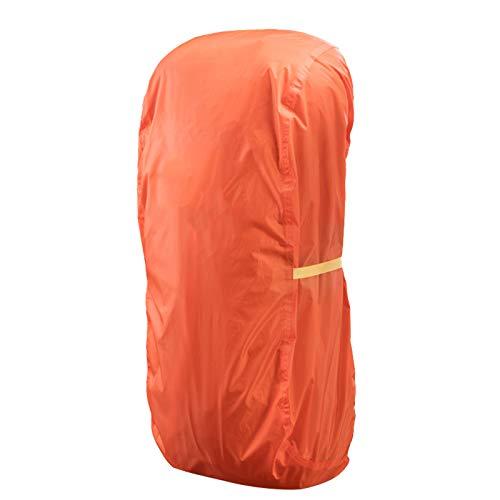 AIHOUSE Mochila Funda para Lluvia Portátil Material De Nailon 15D Impermeable Y Resistente Al Desgaste Adecuado para Viajes Al Aire Libre Camping Senderismo,S