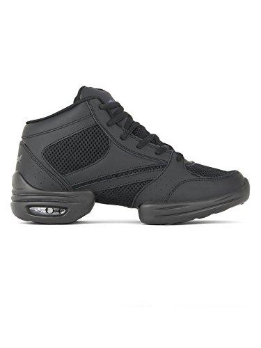 Rumpf RUMPF Vision Sneaker 1595 Dance Fitness - schwarz, Größe 35,5
