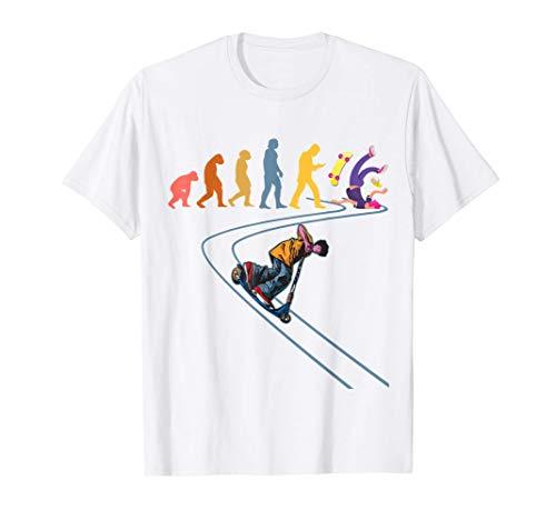 Patinete freestyle Scooter Monopatin Ruedas Patinetes Camiseta