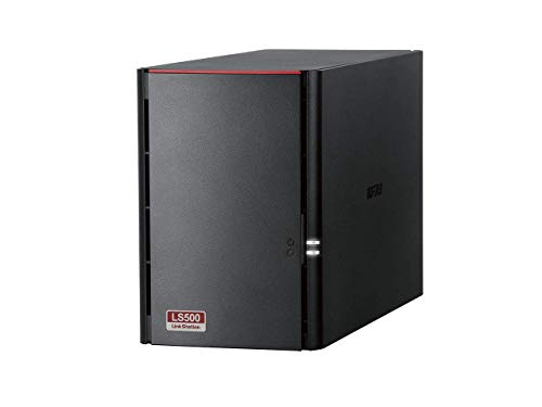 Buffalo LS520DE EU LinkStation 520D 2 Bay Desktop NAS Enclosure