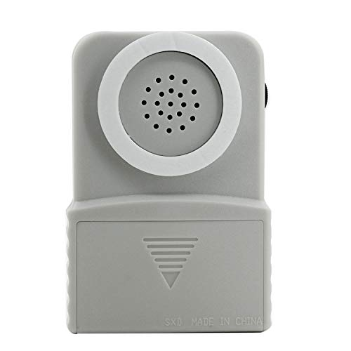 Vaorwne New Cute Portable 8 Multi Voice Changer Phone Microphone Disguiser