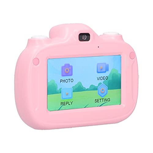 Cámara digital para niños, pantalla táctil de 3.0 pulgadas, 1080P, cámara electrónica de juguete, cámara para niños, gran angular, lente doble, regalo de cumpleaños para niños pequeños de 3 a 12 años