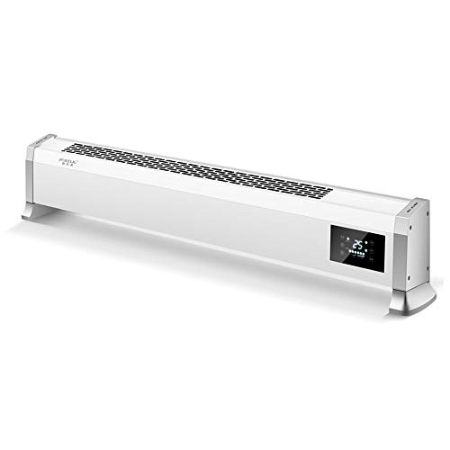 Convectores LHA Calentadores de zócalo, Ahorro de energía en el hogar, calefacción eléctrica, Calentador de Aire Caliente -2000W