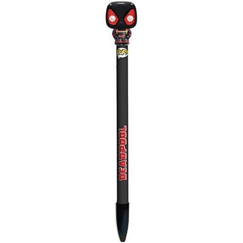 Pop! Pen Topper: Marvel: Deadpool Negro